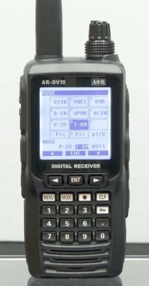 AR-DV10 - Le recepteur numerique portable