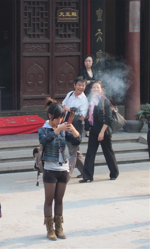 Tour infernale à Shanghaï