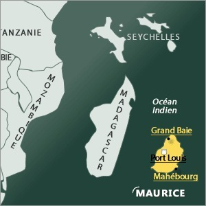 D'après les Mauriciens, la Réunion n'existe pas !!