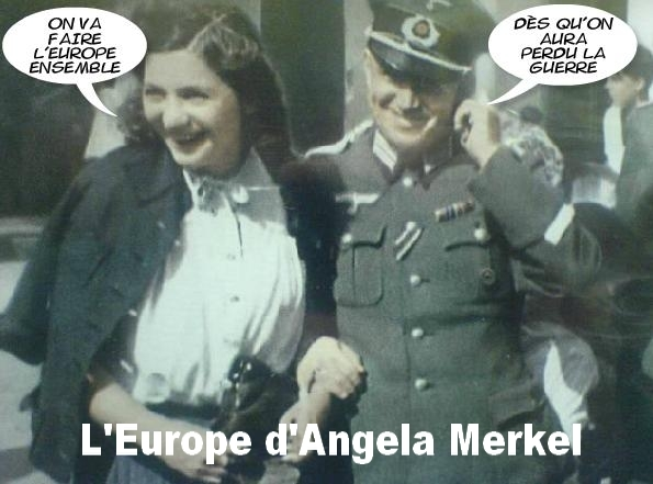 VIVE L'EUROPE
