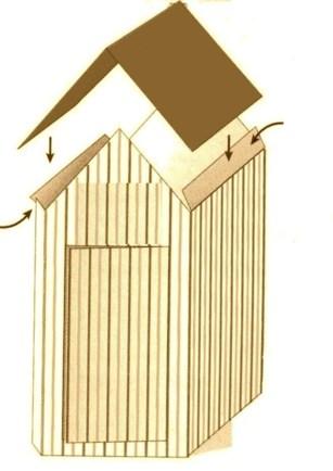 Comment faire une maison minecraft tuto comment faire une for Construire une maison pour louer