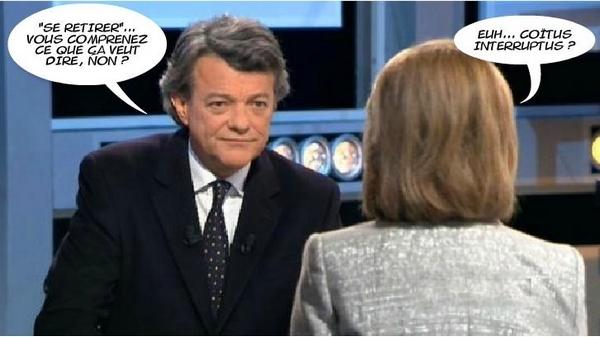 "LE ""RETRAIT"" DE JEAN-LOUIS BORLOO SEME LA STUPEUR"