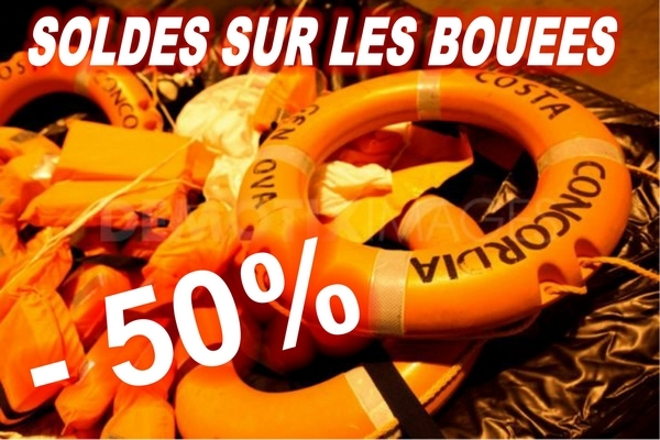 SOLDES MONSTRES !