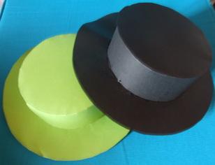 le chapeau de granmerkal ou gramoun b ton. Black Bedroom Furniture Sets. Home Design Ideas